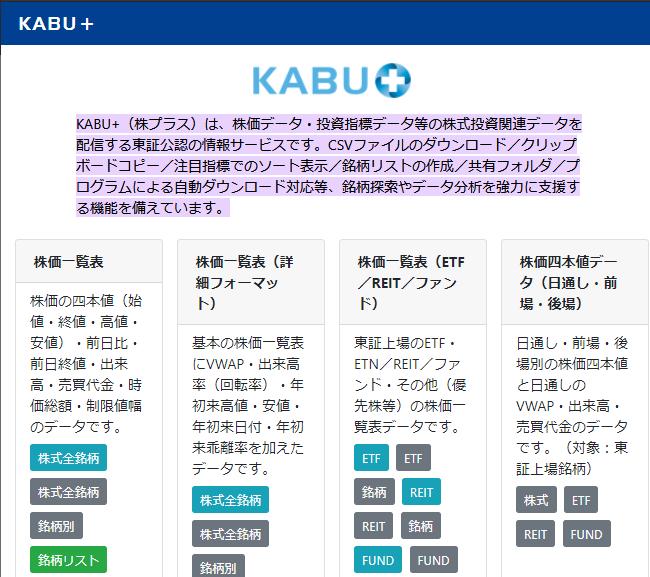 KABU+